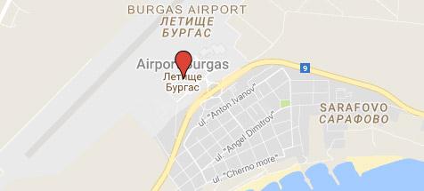 Burgas - Aéroport