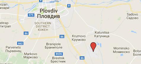 Plovdiv - Aéroport