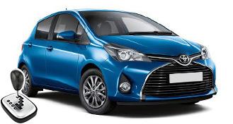 Toyota Yaris / Ford Fiesta EDAR
