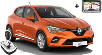 Renault Clio V + NAVI