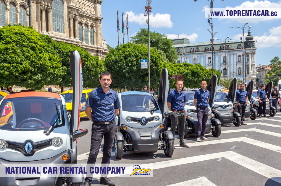 Rent-a-car a Varna