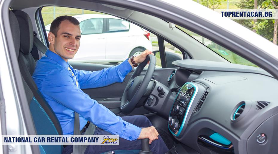 Renault Captur par Top Rent A Car