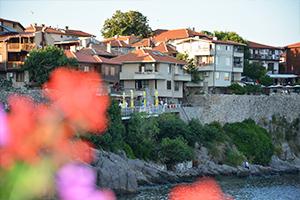 La belle vieille ville de Nessebar