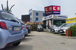 Location de voiture a Burgas