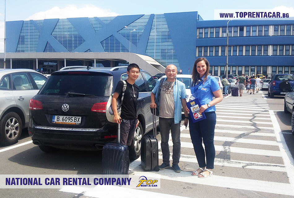 UK customer of Top Rent A Car