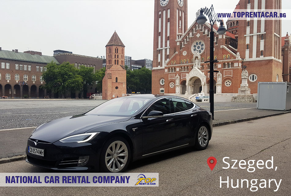 Top Rent A Car - Hongrie, Autriche