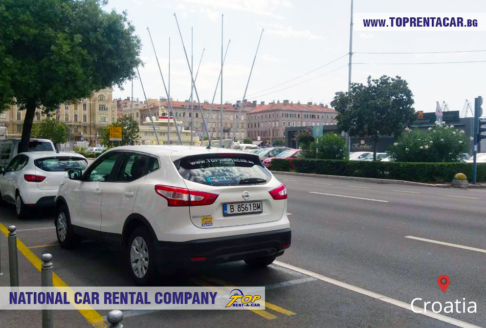 Top Rent A Car - Croatia