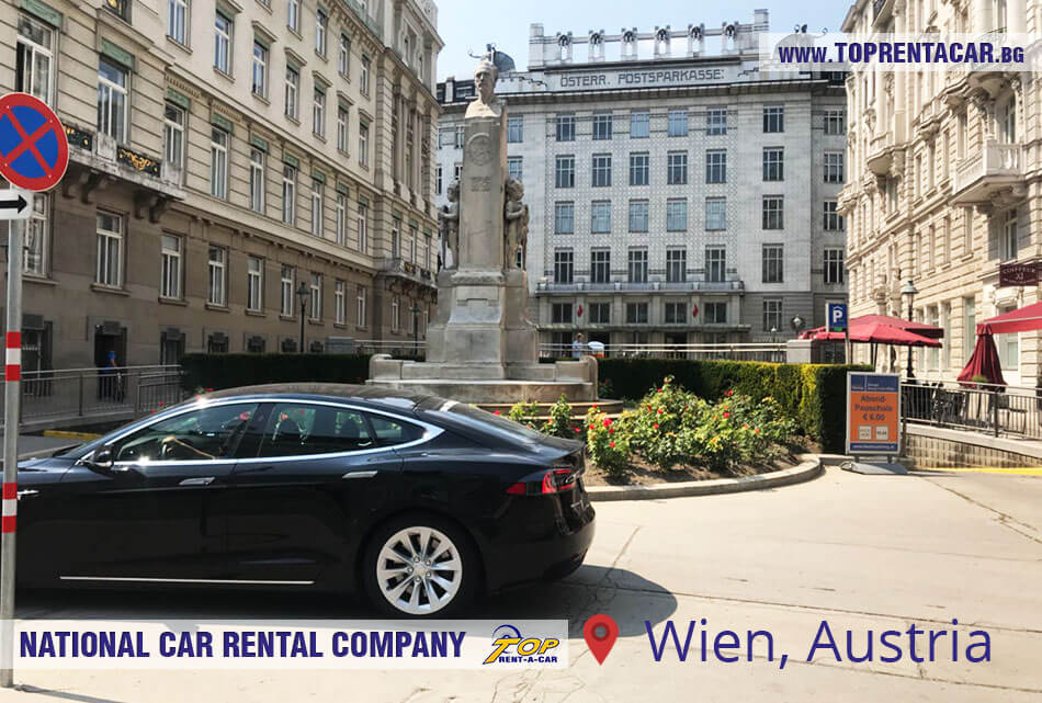 Top Rent A Car - Vienne