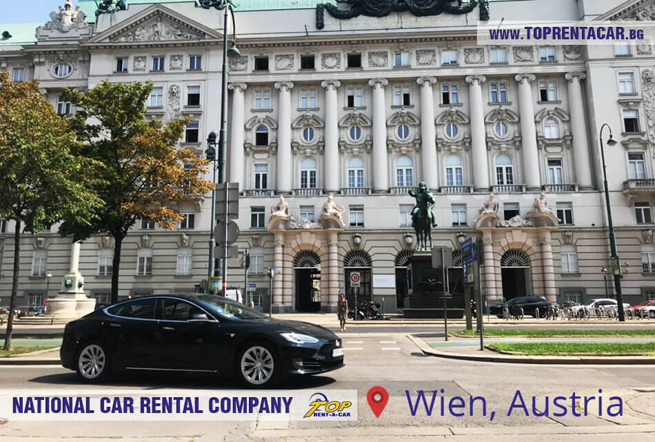 Top Rent A Car - Vienne, Autriche