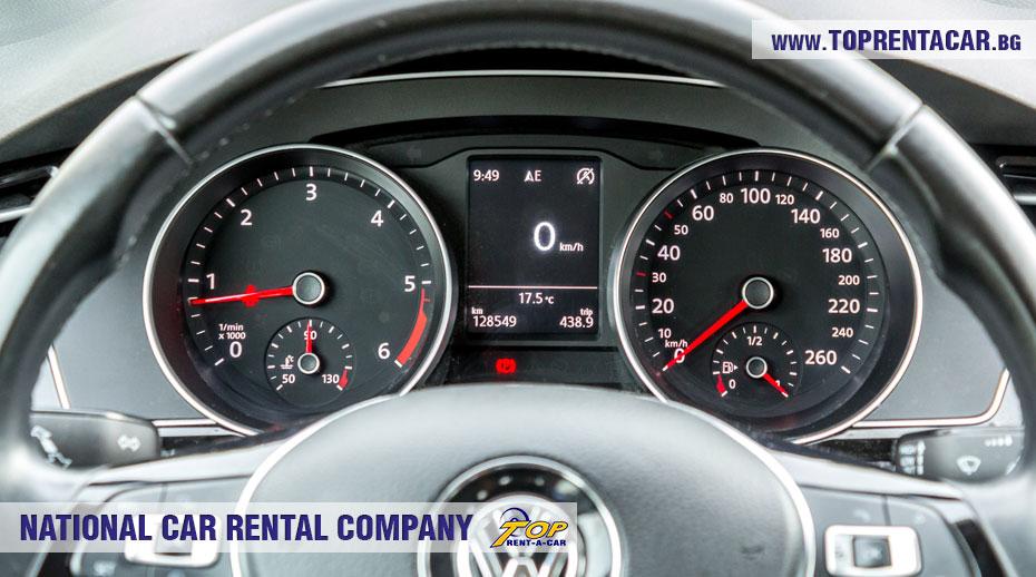 VW Passat estate from Top Rent A Car