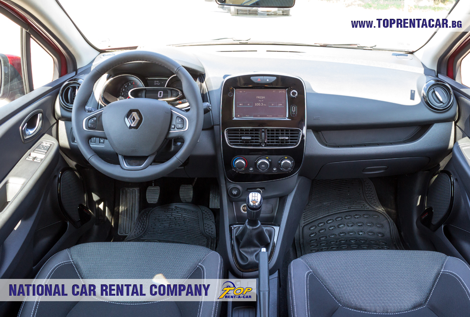 location renault clio iv tce top rent a car. Black Bedroom Furniture Sets. Home Design Ideas