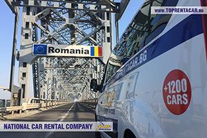Location de voitures en Roumanie