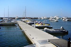 Yachts à Sunny beach