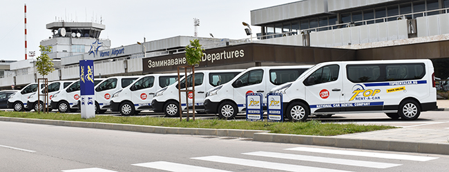 Bus passagers 8 places de Top Transfers