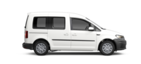 VW Caddy 1+4