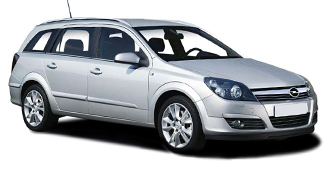 Opel Astra Estate IWAR