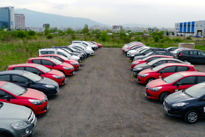 Location de voitures a Sofia