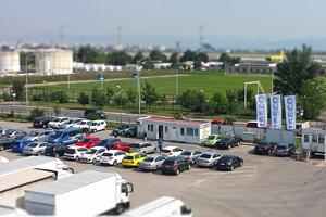 Location de voiture a Sofia