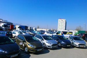 Location de voitures Sofia