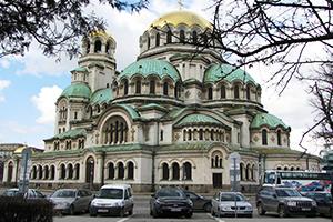 Cathédrale Saint-Alexandre-Nevski, Sofia