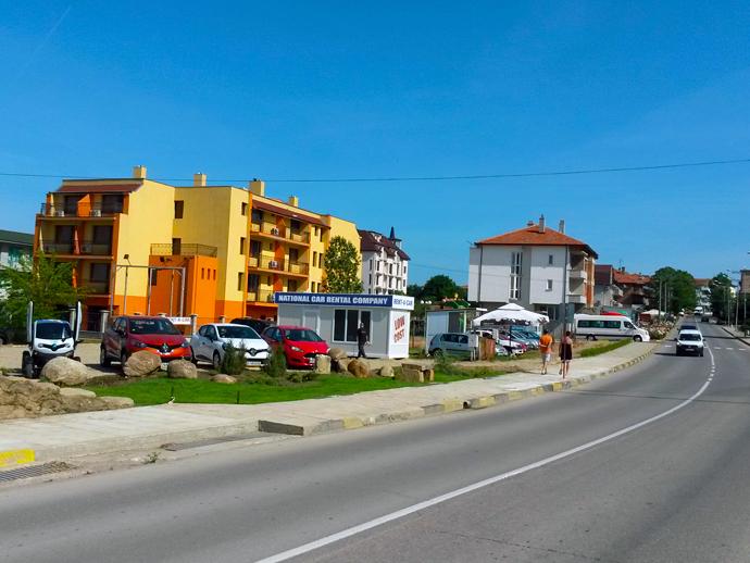 Location de voitures a Obzor