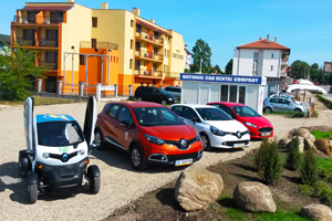 Rent A Car a Obzor